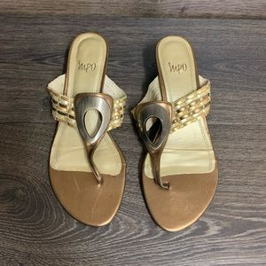 🛍6x$25 IMPO Small Wedge Sandal